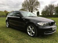 BMW 116 2.0TD 2010 d Sport 59 REG HPI CLEAR LOW TAX £30 PA 70MPG