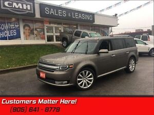 2013 Ford Flex Limited   LIMITED NAV 7PASS *CERTIFIED*