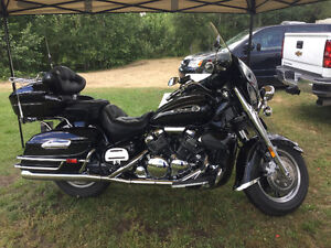 Yamaha venture royal star midnght 2012