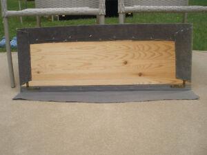 "Display Board - approx 3 feet wide x 14"" high"