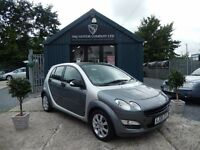 Smart ForFour 1.1 COOLSTYLE (aluminium/silver) 2006