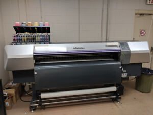 Mimaki JV-5 Dye Sub Printer