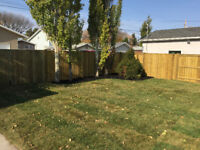 Professional Fence and Deck Construction - FREE ESTIMATES