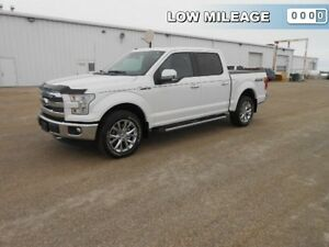 2016 Ford F-150 Lariat    - Low Mileage - Leather - Navigation