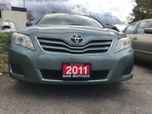 2011 Toyota Camry LE Sedan/fully Certified/winter and All Season