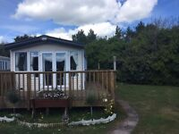 3 bed holiday home at Lydstep, Nr Tenby for ONLY £38,500 inc fees! free boat storage, Haven Park