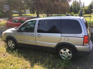 2009 Pontiac Other w/1SA Minivan, Van