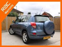 2007 Toyota Rav-4 2.0 XT5 5 Door Auto AWD 4x4 4WD Sunroof Sat Nav Bluetooth Full