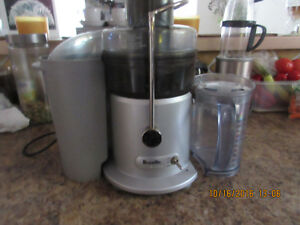 Breville Juice Fountain - Used in good condition.