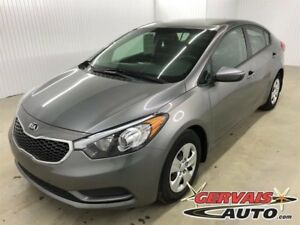 Kia Forte LX Bluetooth 2016
