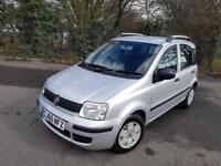 FIAT PANDA 1.1 ECO SILVER 5 DOOR HATCHBACK PETROL MANUAL 2010