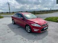 2013 Ford Mondeo 2.0 TDCi 140 Titanium X Business Edition 5dr HATCHBACK Diesel M
