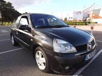 Renault Clio 1.6 16v Dynamique 2005 71000 MILES