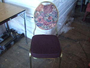 Stackable Chair's { lot of 35 } ONLY $12 each OR $350 for all }