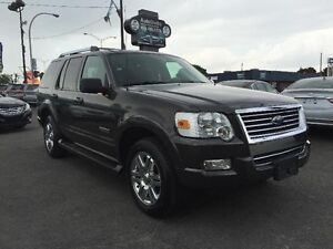 Ford Explorer  Limited 4WD-CUIR-TOIT 2006-GARANTIE 1 AN INCLUS