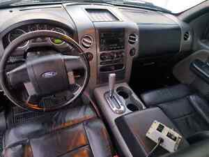 Ford F150 FX4 Leather. Plow truck Cambridge Kitchener Area image 1