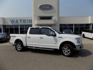 2016 Ford F-150 Lariat ECOBOOST