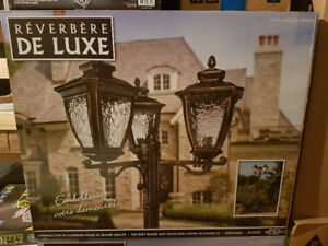 Outdoor Lights (BRAND NEW BOXES NEVER OPENED)