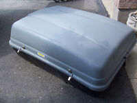 18 cu foot CARGO roof carrier by sportrack