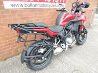 BENELLI TRK502 ADVENTURE MOTORCYCLE