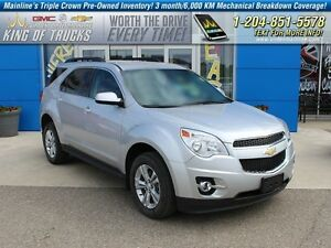 2015 Chevrolet Equinox LT | HTD Leather | True North  - $149.05