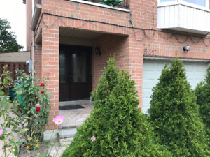 Hwy10/Eglinton new reno 4 bedroom semi for rent