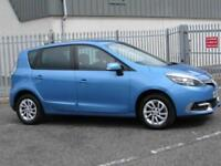 RENAULT SCENIC DYNAMIQUE TOMTOM DCI EDC 2013 Diesel Automatic in Blue