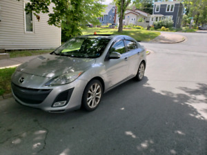 2010 Mazda 3 Gt Loaded, Leather Nav...will trade for decent moto