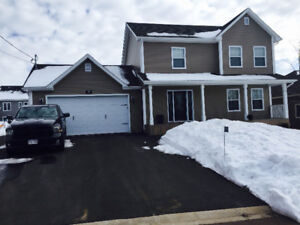 New Listing!!! 2 Storey home in Dieppe only 5 years old!