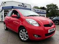2011 Toyota YARIS T SPIRIT VVT-I Manual Hatchback