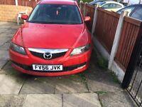Mazda 6 1.8 petrol 96k spares or repairs £350 ono