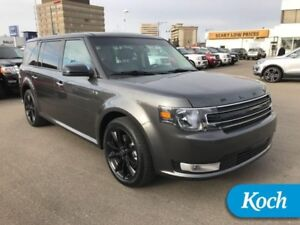 2017 Ford Flex SEL AWD  Appearance Pkg, Vista Roof, Nav, Remote