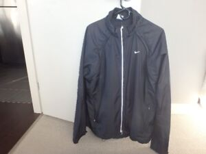 Two Mens Jackets-Nike & Tommy