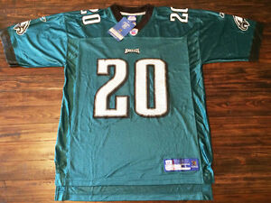 PHILADELPHIA EAGLES Football jersey*Brian Dawkins*Reebok -NEW