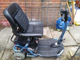 Liteway 3 plus mobility scooter