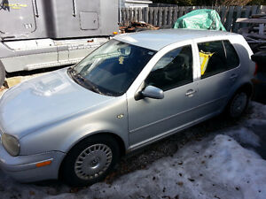 2000 Volkswagen Golf Hatchback Windsor Region Ontario image 3