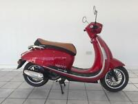 LEXMOTO VIENNA 125 LEARNER LEGAL
