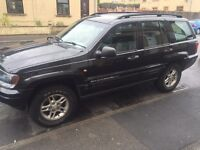 Jeep grand Cherokee 2.7 CRD sport automatic - spares or repairs