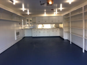 AWESOME HEATED GARAGE & UTILITIES INCL'D..RENO'D CHARAC 2 BDRM