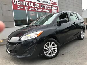 Mazda MAZDA5 4dr Wgn GS+MAGS+GR.ELEC+A/C+WOW! 2014