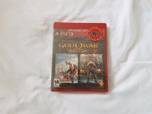 Playstation PS3 Unopened God of War Pack