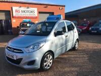 2011 Hyundai i10 1.2 ( 85bhp ) Classic, Silver 5dr Hatch, **ANY PX WELCOME**