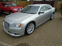2012 62 Reg Chrysler 300C 3.0TD ( 236bhp ) auto Executive (44000 Miles)