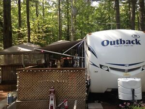 2012 outback trailer, from original owner