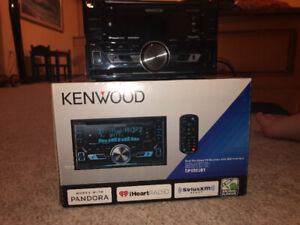 Kenwood DPX502BT Car Stereo