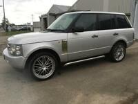 2005 Land Rover Range Rover 3.0 Td6 auto Vogue. 22 inch Khan wheels. HPI clear.