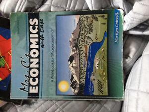 Macroeconomics Workbook ECON 1P91