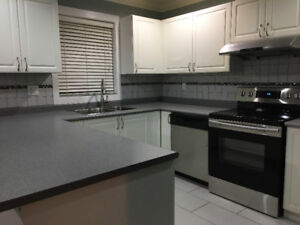 Beautiful executive 4 bedrooms 3 full bathrooms with garage