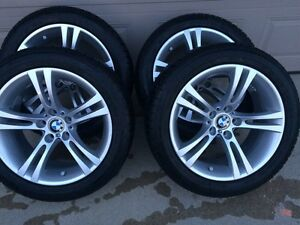 Bmw winter tire set
