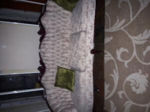French Provincial sofa set!